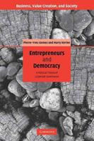 Entrepeneurs and Democracy