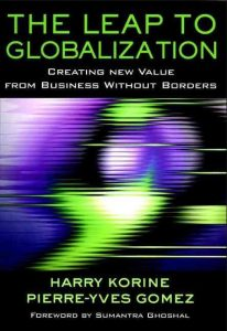 The Leap to Globalization book cover