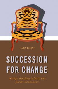 Succession For Change book cover